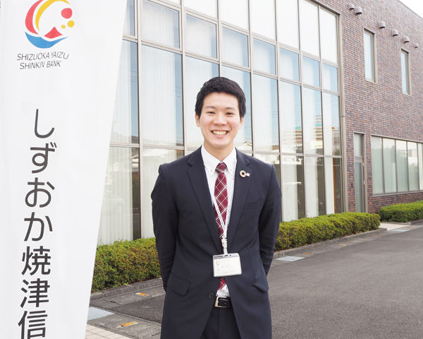 蟹江健司さん 平成24年度卒業